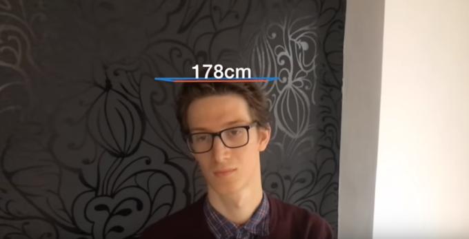 現実空間のあらゆる長さや距離、角度を測れるARアプリ『MeasureKit』